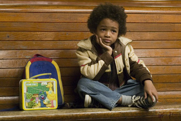 Jaden Smith  star as Christopher in Gabriele Muccino drama 'The Pursuit of Happyness' - 2006