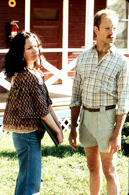 Wet Hot American Summer Janeane Garofalo and David Hyde Pierce in USA Films'  - 2001