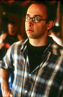 Wet Hot American Summer Director David Wain on the set of USA Films'  - 2001