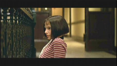 Leon: The Professional Natalie Portman star as Mathilda in Léon The Professional.