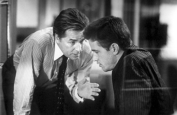 Goodbye Lover Don Johnson and Dermot Mulroney in Warner Brothers'  - 1999
