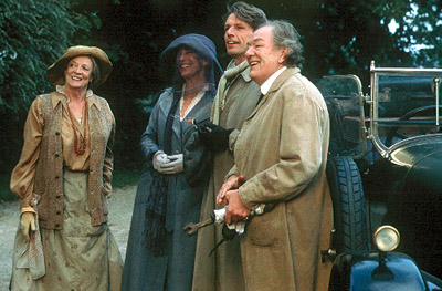 Michael Gambon Maggie Smith, Jane Birkin, Lambert Wilson and  in Trimark's The Last September - 2000