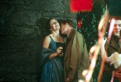Fiona Shaw  and Richard Roxburgh in Trimark's The Last September - 2000