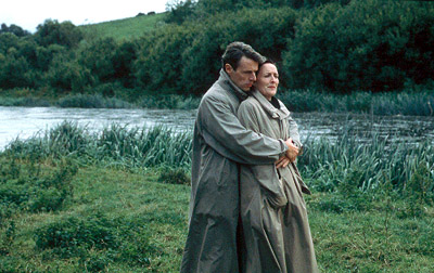 Fiona Shaw  and Lambert Wilson in Trimark's The Last September - 2000