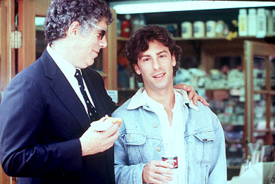 Elliott Gould  and Jason Gould in 'Inside Out' - a segment from Strand Releasing's Boys Life 3 - 2000