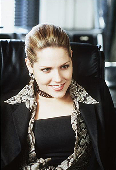 Mary McCormack  as Monique in Warner Brothers' The Big Tease - 2000