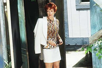Frances Fisher  as Candy Harper in Warner Brothers' The Big Tease - 2000