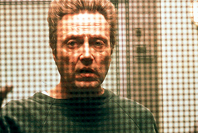 The Opportunists Christopher Walken as Victor Kelly in First Look's  - 2000