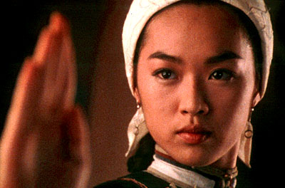Jean Wang in Miramax's Iron Monkey - 2001