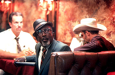 Garrett Morris Adam Baldwin,  and Jon Gries in Sony Pictures Classics' Jackpot - 2001