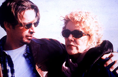 Harry Connick Jr.  and Lynn Redgrave in Gabriel Film Group's The Simian Line - 2001