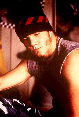 Dylan Bruno  as Billy in Gabriel Film Group's The Simian Line - 2001