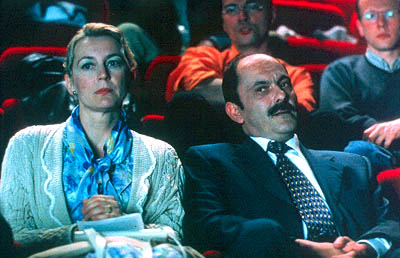 The Taste of Others Christiane Millet and Jean-Pierre Bacri in Offline Releasing's  (Le Gout Des Autres) - 2001