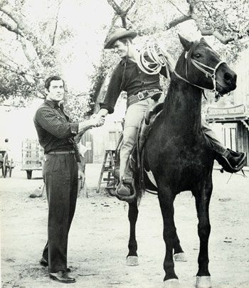 Bronco Clint Walker & Ty Hardin ()