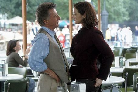 Runaway Jury Dustin Hoffman and Rachel Weisz in The  - 2003