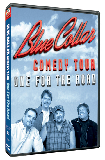 Jeff Foxworthy Blue Collar Comedy Tour: One for the Road DVD Box - 2006