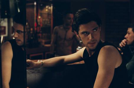 Melvil Poupaud Romain () in drama movie from Strand Releasing 'Time to Leave' 2006