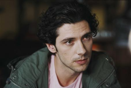 Melvil Poupaud  as Romain in Time to Leave - 2006
