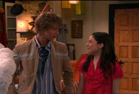 iCarly Carly Jake Gaze