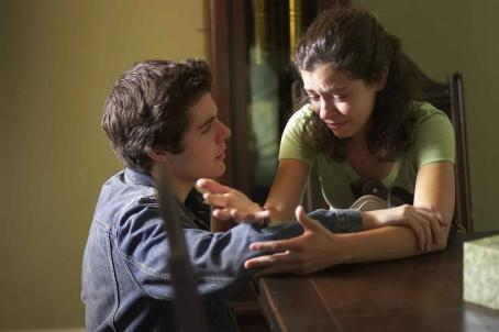 Tatiana Maslany Ben Lewis ('Max Cogan,' left) and  ('Sammi,' right) stars in Lionsgate Home Entertainment's Stir of Echoes 2: The Homecoming.