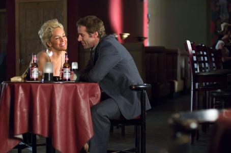 Alessandro Nivola Dolores Jones (Sharon Stone) with Ritchie Flynn () in Think Film's $5 a Day.