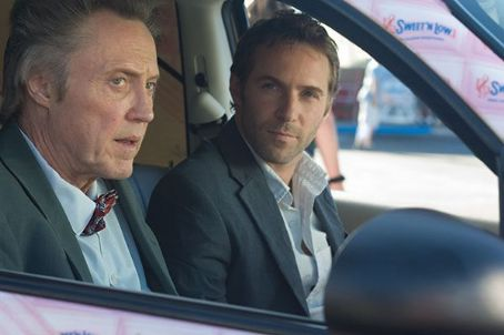 Alessandro Nivola Christopher Walken as Nat Parker and  as Ritchie Flynn Parker in $5 a Day.