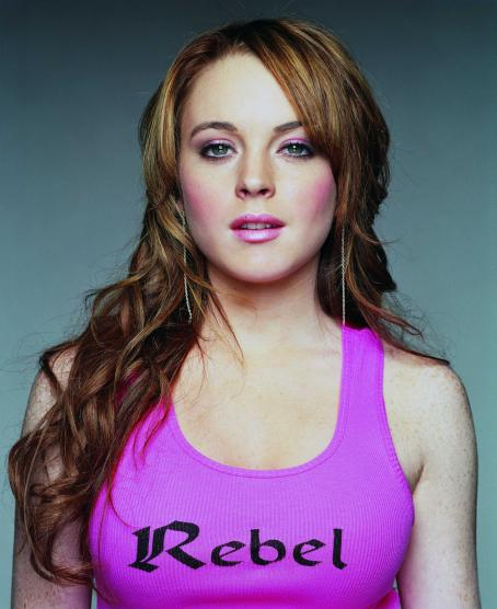 Lindsay Lohan - 'Mean Girls' Photoshoot