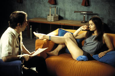 Tim Blake Nelson  and Robin Tunney in Fine Line's Cherish - 2002