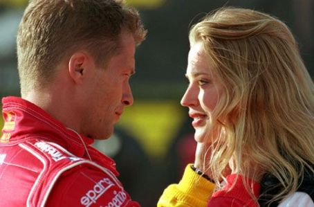 Driven Til Schweiger and Estella Warren in Warner Brothers'  - 2001