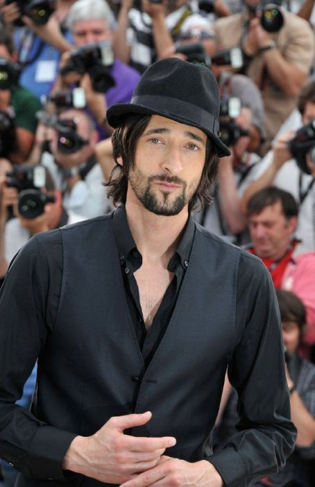Adrien Brody - 64th Annual Cannes Film Festival - Midnight In Paris Premiere and Photocall