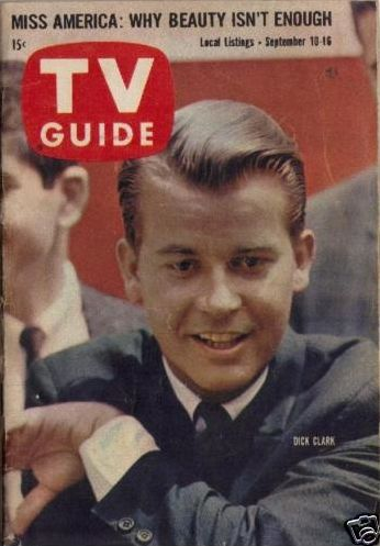 Dick Clark - TV Guide Magazine [United States] (10 September 1960)