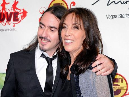 Olivia Harrison - The Beatles LOVE By Cirque du Soleil Celebrates Its 5th Anniversary At The Mirage In Las Vegas