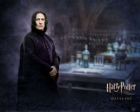 Harry Potter and the Order of the Phoenix Wallpaper