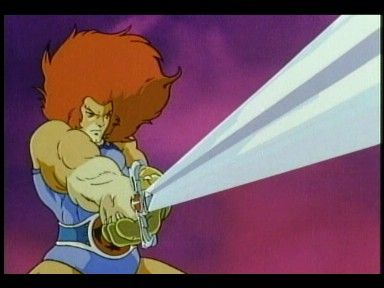 Larry Kenney - Thundercats stills (1985)