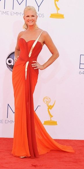 Nancy O'Dell: 64th Annual Primetime Emmy Awards in Los Angeles