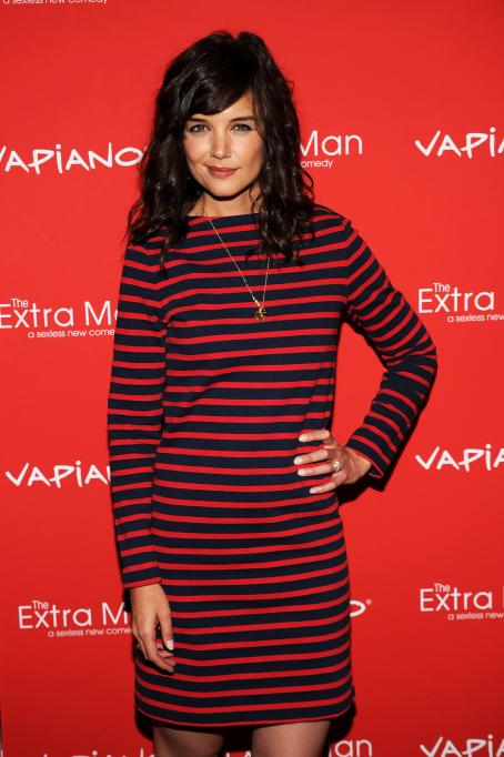 Katie Holmes - Premiere Of 'The Extra Man' At The Village East Cinema On July 19, 2010 In New York City