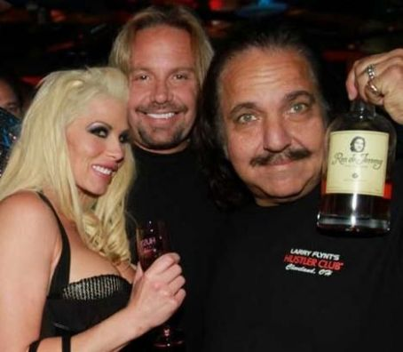 Ron Jeremy Vince Neil with Brooke Haven and
