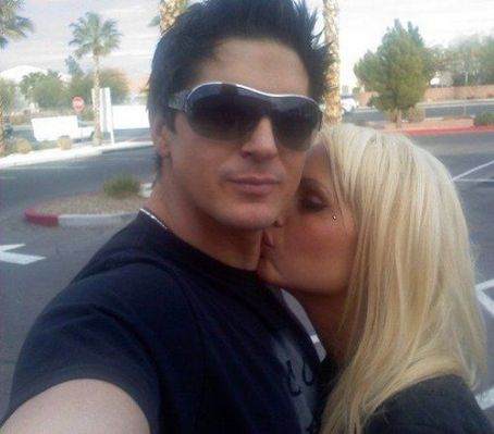 Zak Bagans Christine Dolce and