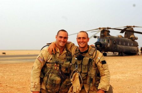 Pat Tillman  (left) and his brother Kevin from Amir Bar-Lev's THE TILLMAN STORY. Photo by: Donald Lee/ The Weinstein Co.