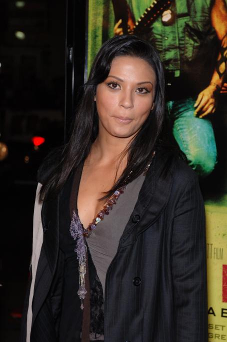 Navi Rawat - Actress NAVI RAWAT at the Los Angeles premiere of Domino. .October 11, 2005 Los Angeles, CA.