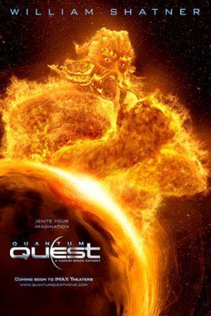 quantum quest - william shatner