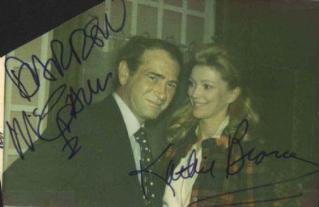 Kathie Browne Darren McGavin & Wife