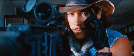 Cougar OSCAR JAENADA as  in Warner Bros. Pictures' and Dark Castle Entertainment's action thriller 'The Losers,' released by Warner Bros. Pictures. TM & © DC Comics. Photo courtesy of Warner Bros. Pictures