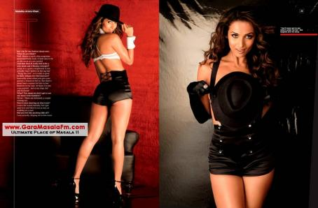 Malaika Arora  - Maxim September 2007