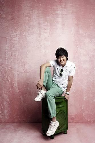 Kim Bum Soo Boys before flowers