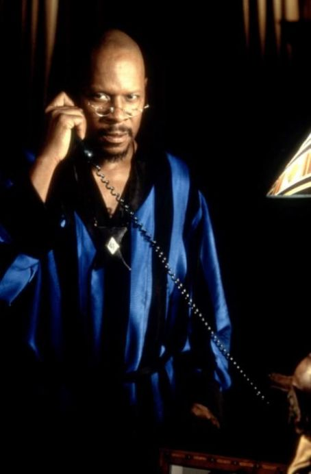 Avery Brooks The Big Hit (1998)