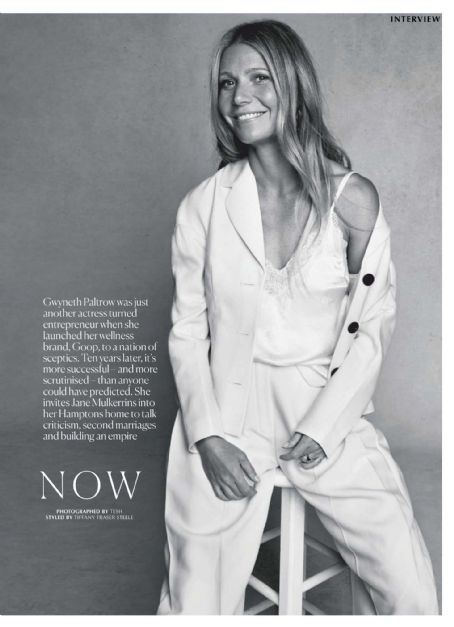 Gwyneth Paltrow – Marie Claire Australia Magazine (February 2019)
