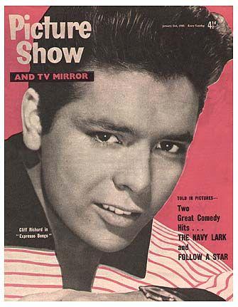 Cliff Richard - Picture Show Magazine [United Kingdom] (2 January 1960)