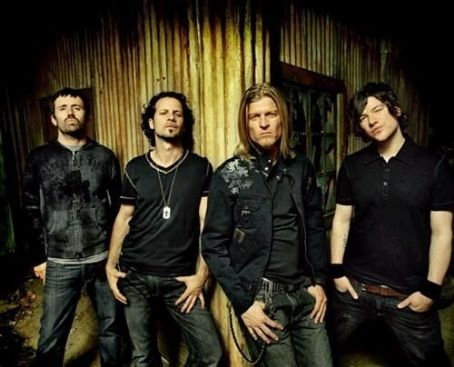 Puddle of Mudd Puddle Of Mudd
