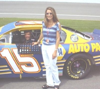 Buffy Waltrip Michael Waltrip and
